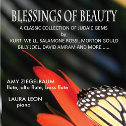 cover of Blessings of Beauty: A Classic Collection of Judaic Gems
