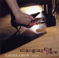 cover of Changing the Pace: Tangos, Samba and Pavanne