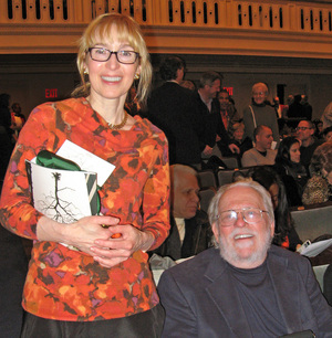 Peter Schickele receives Classical Recording Foundation Award at Carnegie039s Weill Recital Hall